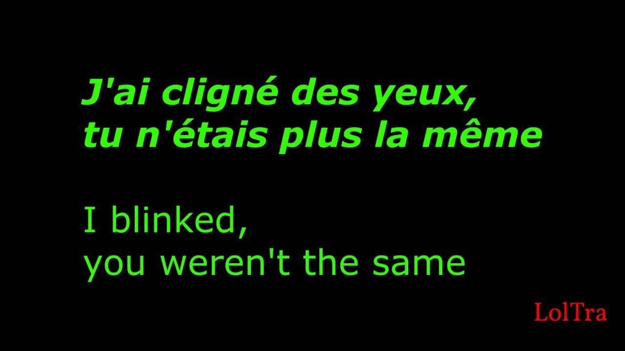 Maitre Gims Est Ce Que Tu M Aimes English Translation English Translation Translation Songs