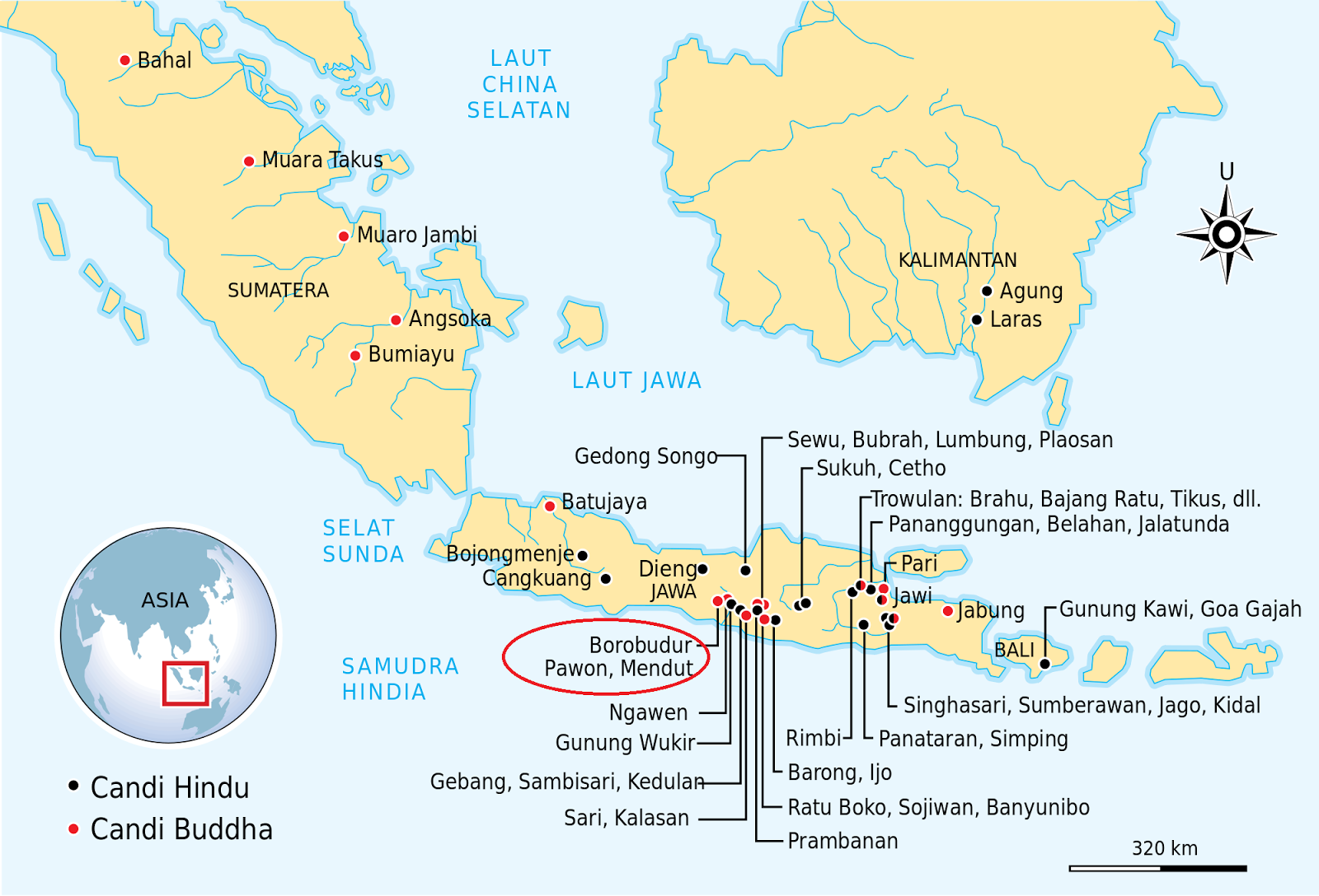 10 Places You Shouldn't Miss in Indonesia Indonesia