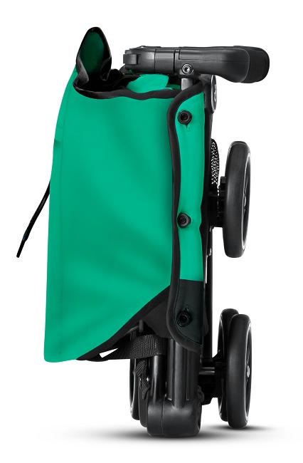 GB Pockit Stroller in Monument Black Gb pockit stroller