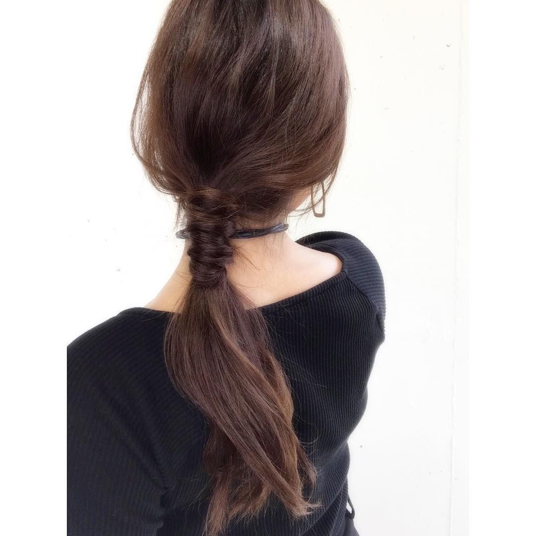 さん Sugenoaiko Instagram写真と動画 Aesthetic Hair