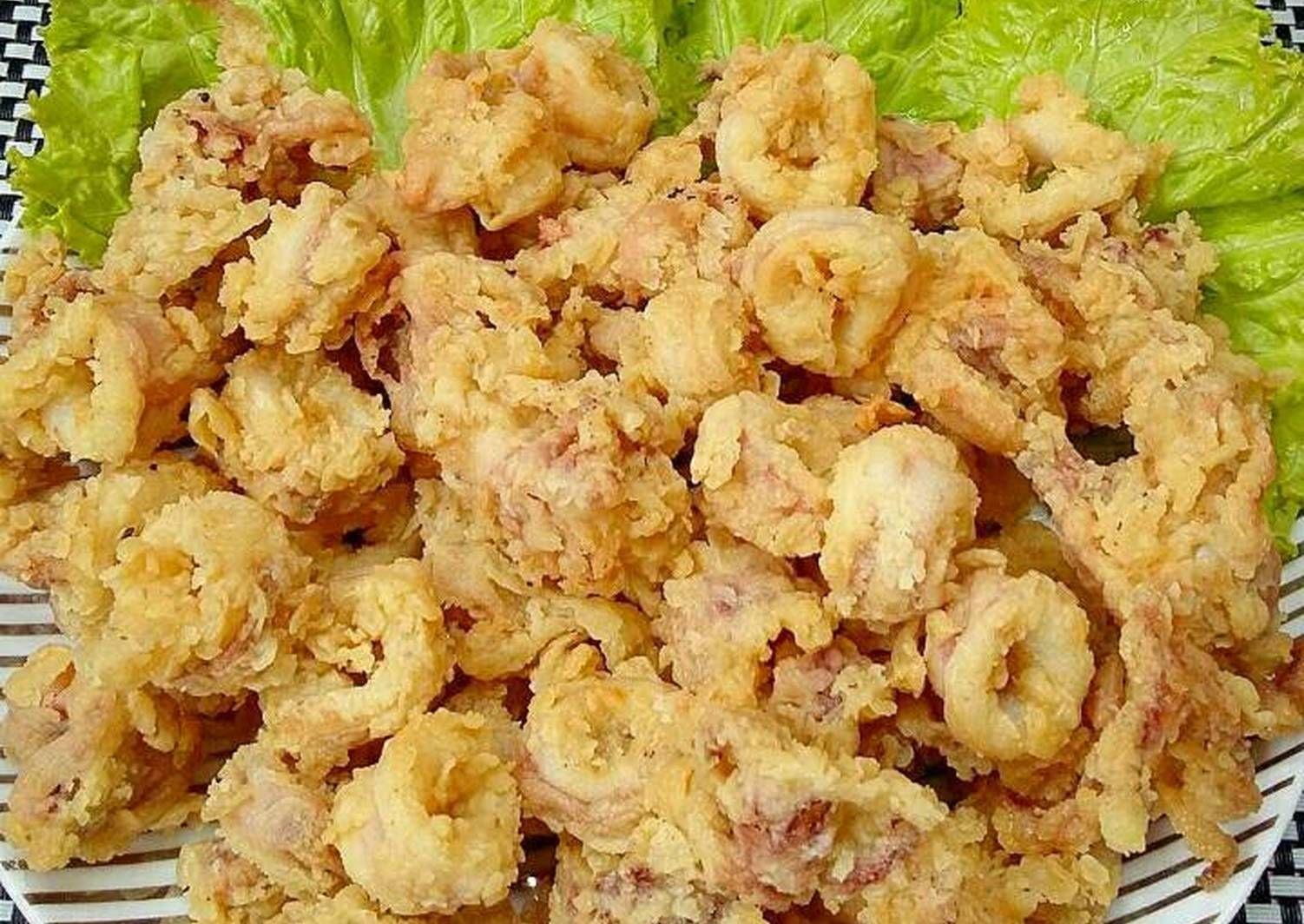 Resep Cumi Goreng Tepung Oleh Susan Mellyani Resep Resep Resep Makanan Resep Masakan Asia