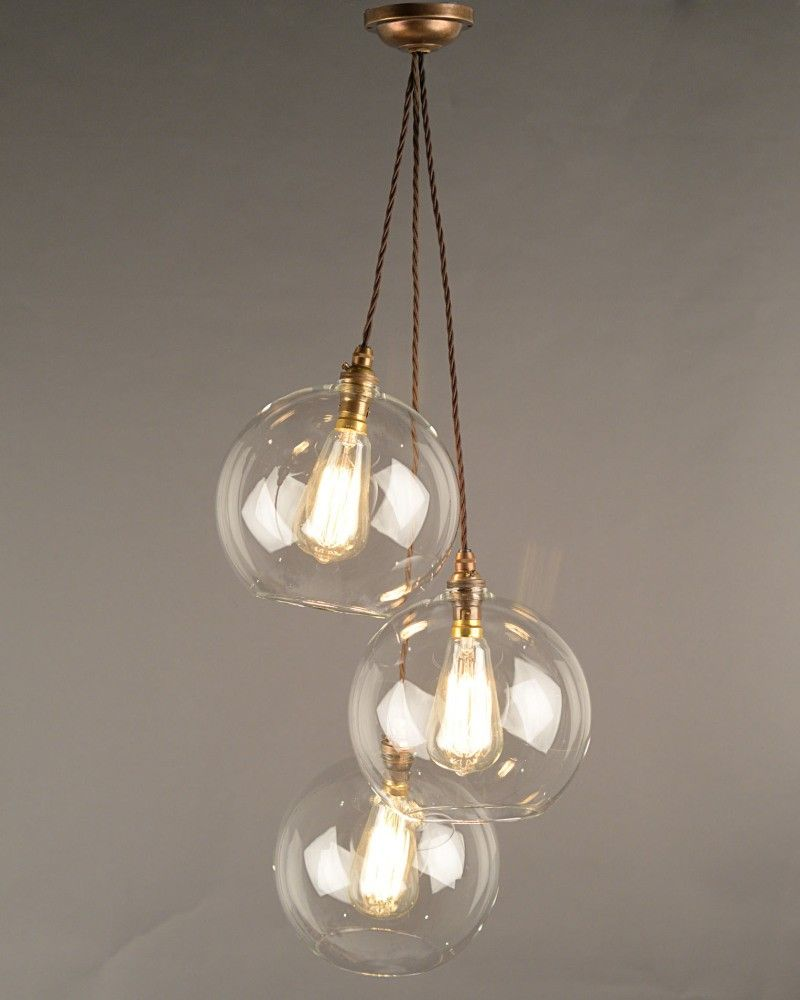 Cluster pendant lights chandelier lighting hereford cluster chandelier staggered