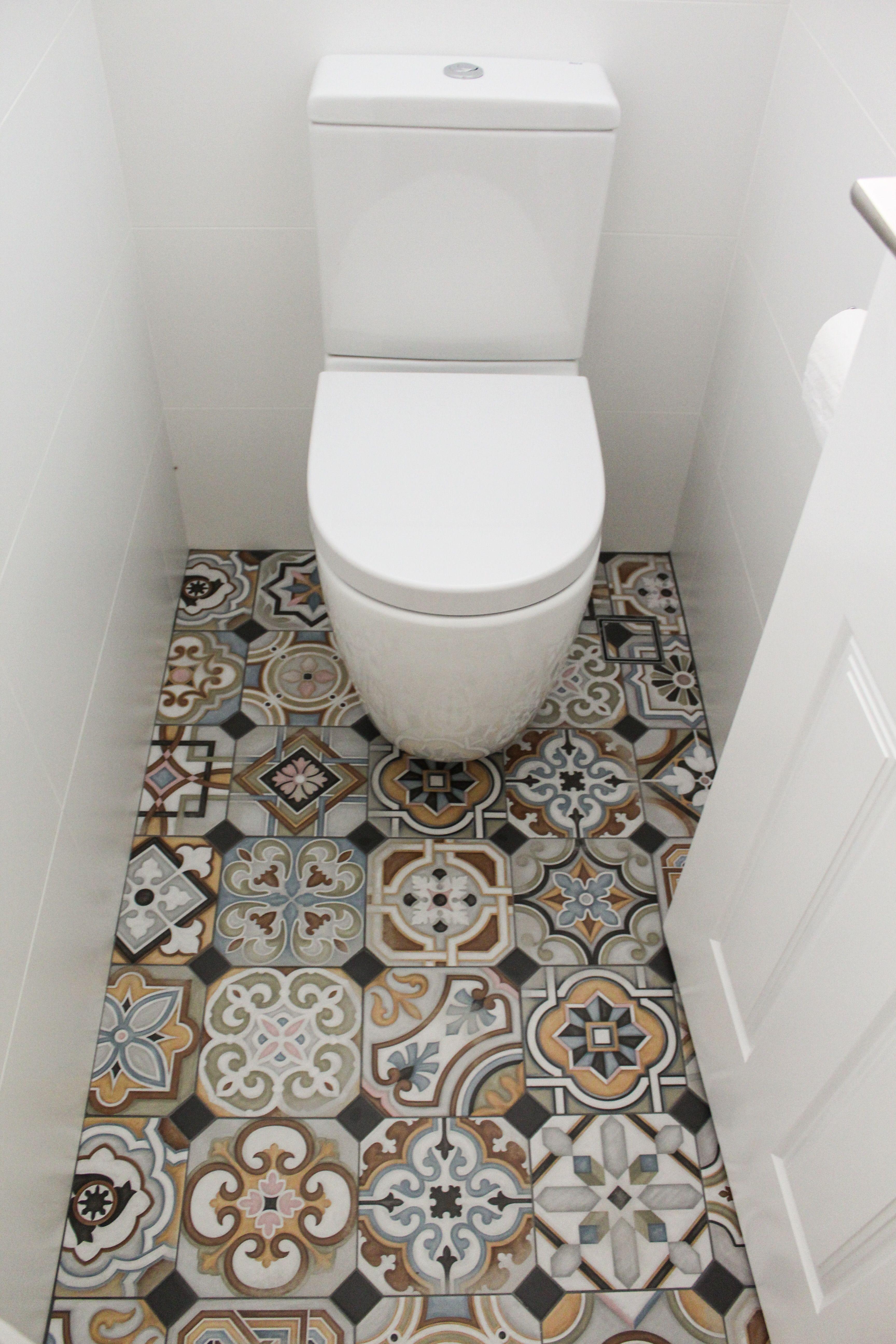 Toilet Renovations - Toilets Perth - Art Decor Toilet Floor