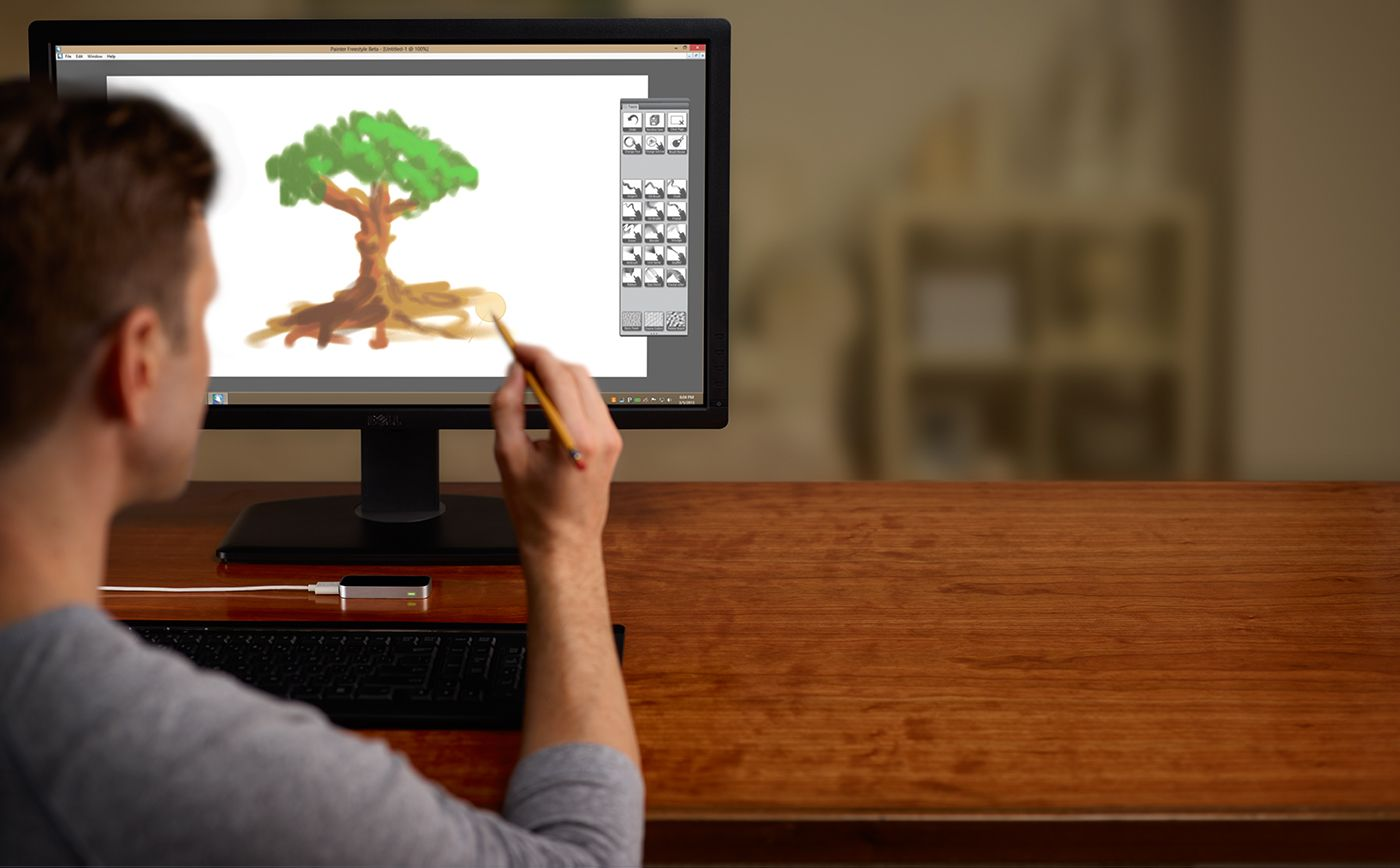 Leap motion 3d motion control technology for computing