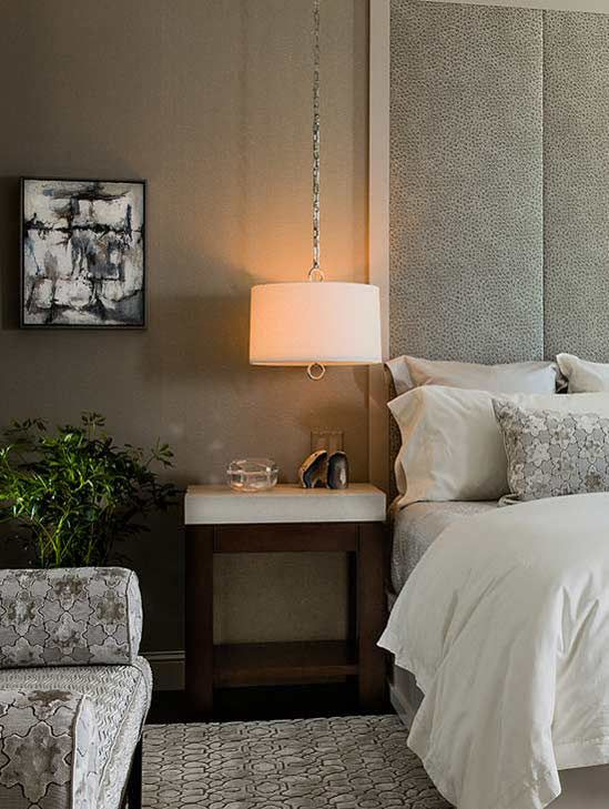 Terrat Elms   Desire To Inspire   Desiretoinspire.net   Like The Hanging Bedside  Lamps