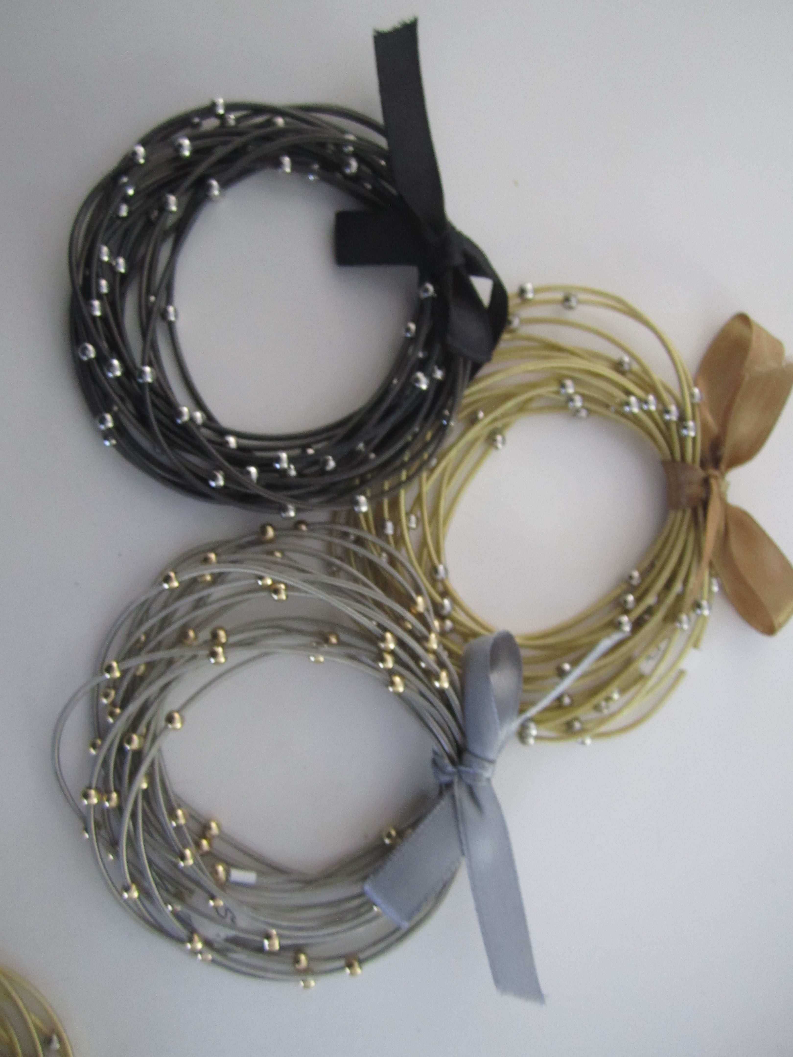 Whisper Bracelets from B-Buckled! Check out B-Buckled for more ...