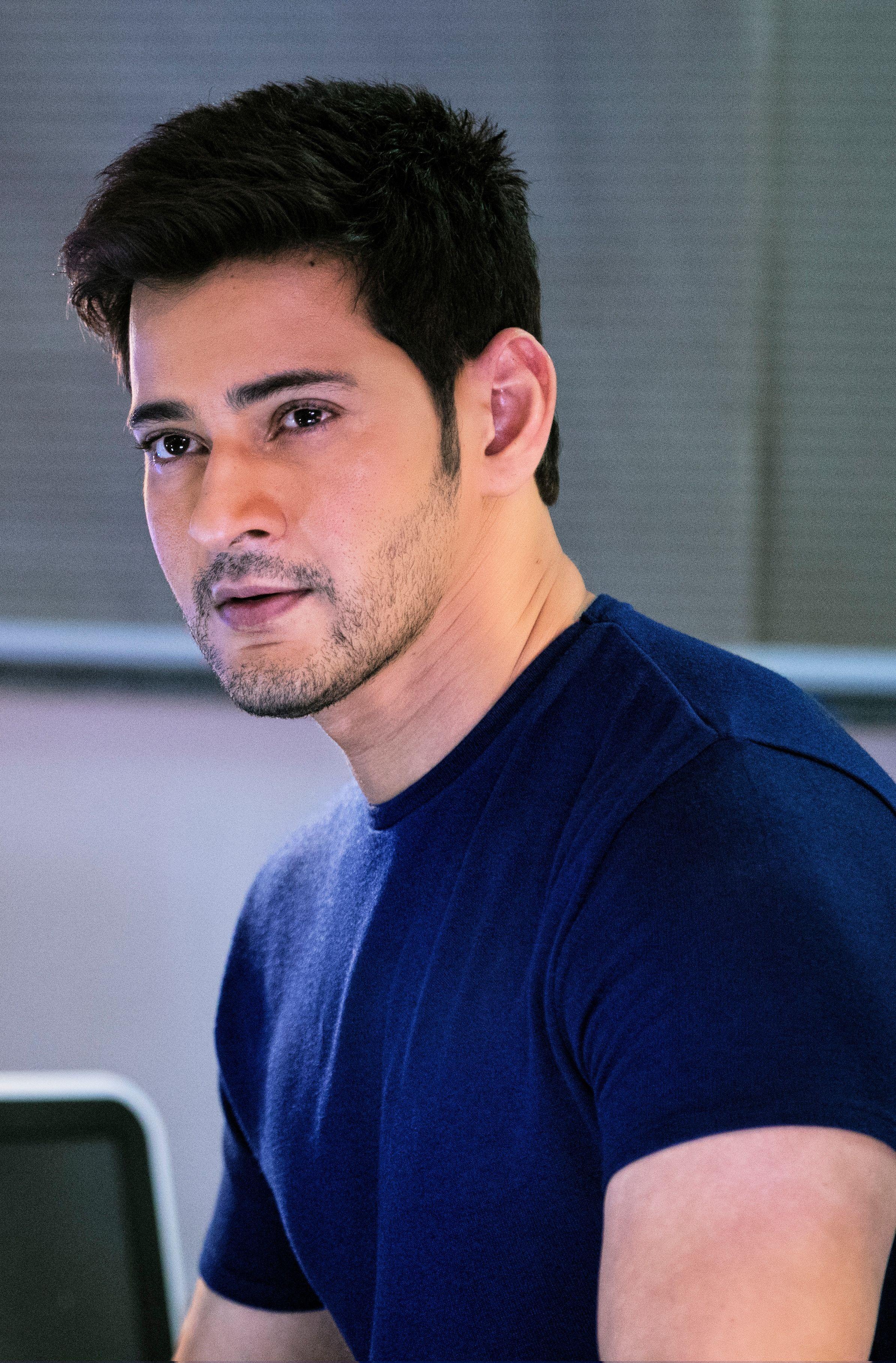 Mahesh Babu S Still From The Movie Spyder Celebrities In