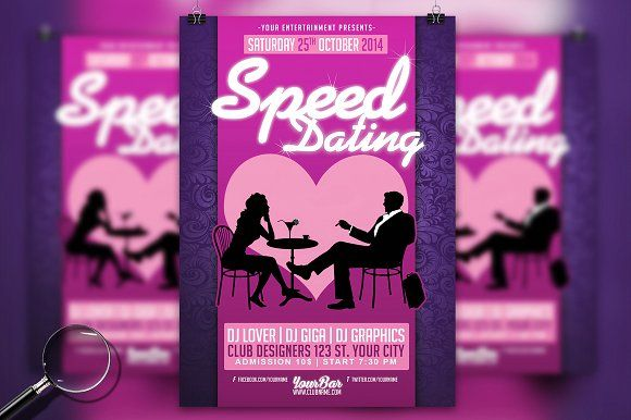 starting a speed dating business