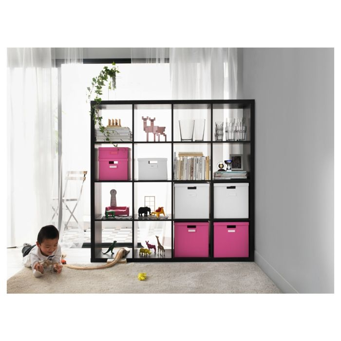 Ikea Regale Kallax ikea expedit regal schubladen aufbewahrung kallax raumtrenner home
