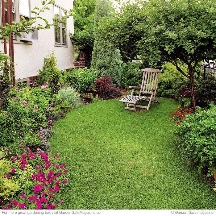 15+ Delicious Garden Inspiration Ideas | Backyard garden ...