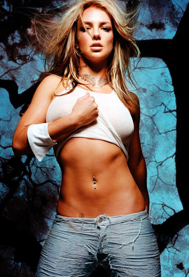 Opinion Britney spears hot body similar situation