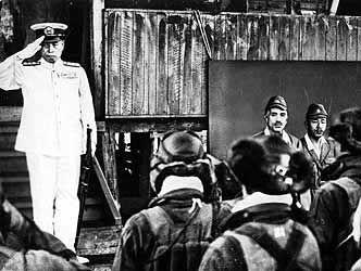 Admiral  Yamamoto dieulois