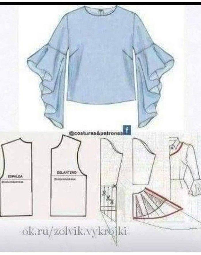 Pin de Meenakshi Subramanian en Dress making   Pinterest   Blusas ...