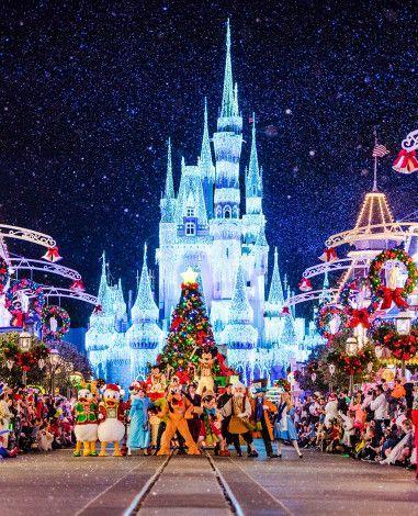Florida Christmas 2019 2019 Best & Worst Months to Visit Disney World | Disney World