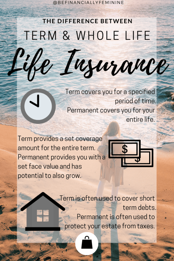 Term Vs Permanent Life Insurance What Is Better Maybe You Can