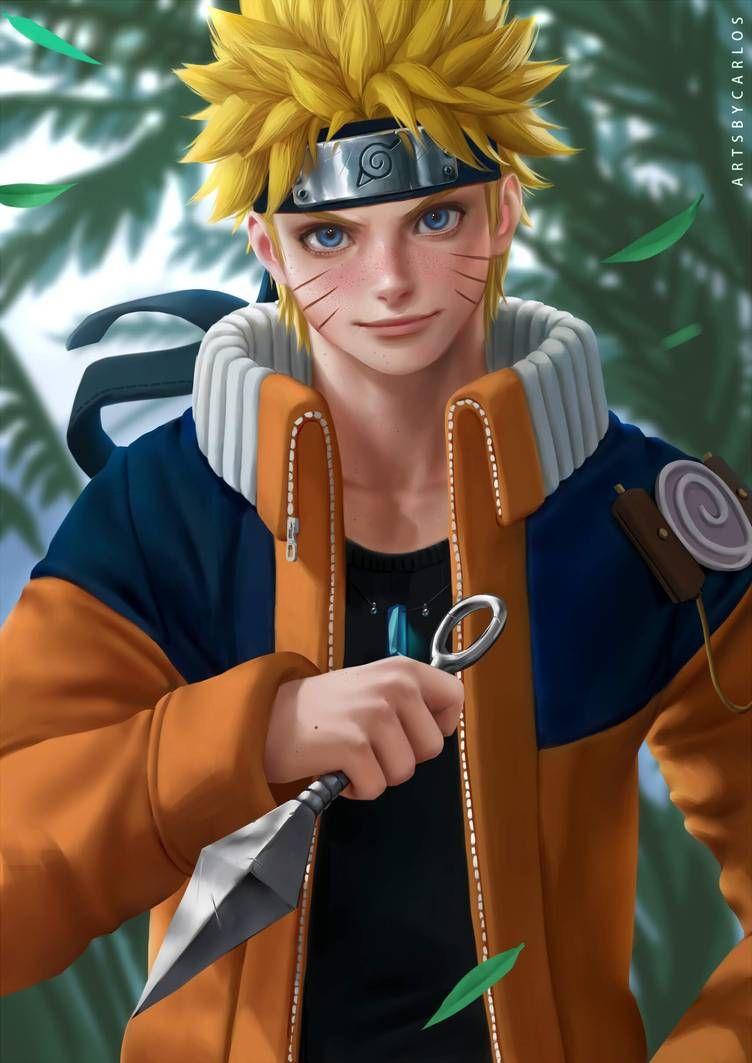 Naruto Uzumaki By Artsbycarlos Naruto Uzumaki Art Anime Naruto Naruto Uzumaki