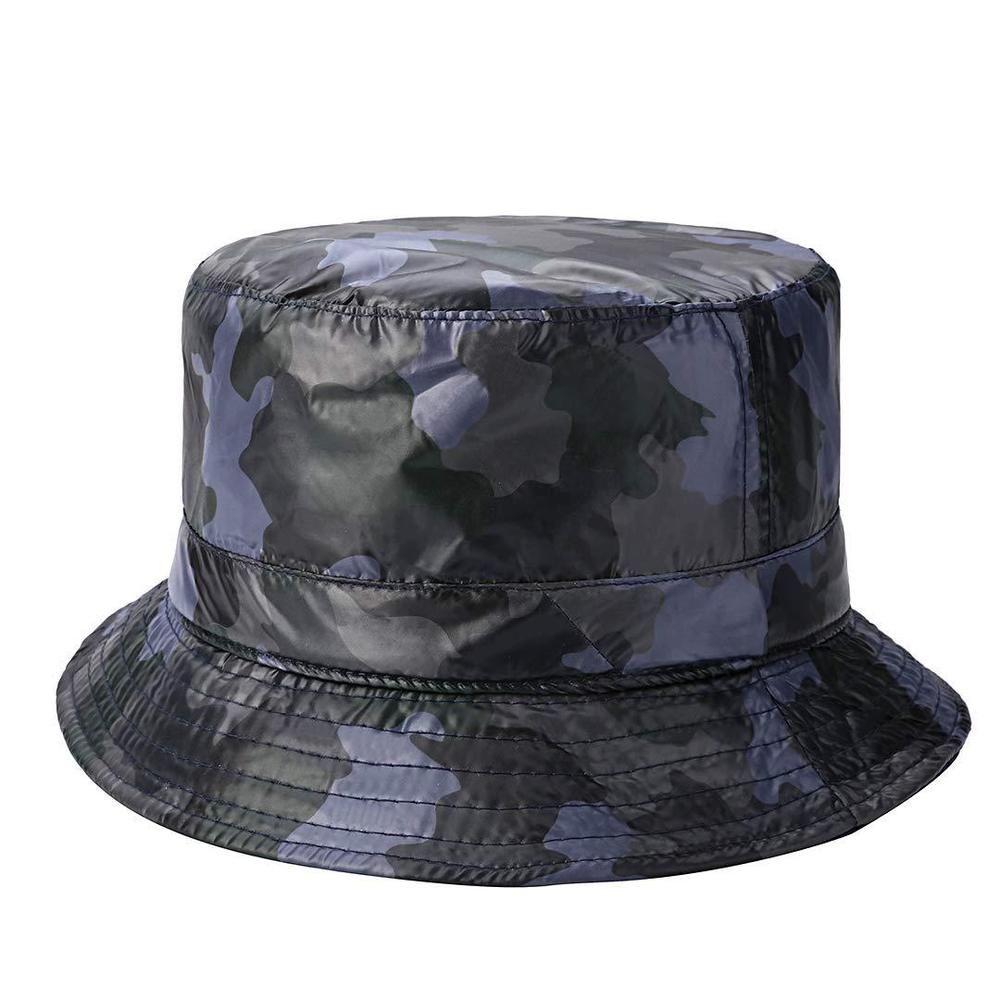Netursho Outdoor Bucket Rain Hat Wide Brim Waterproof Hat for Men Women One  Size  Netursho f32d4d6000c