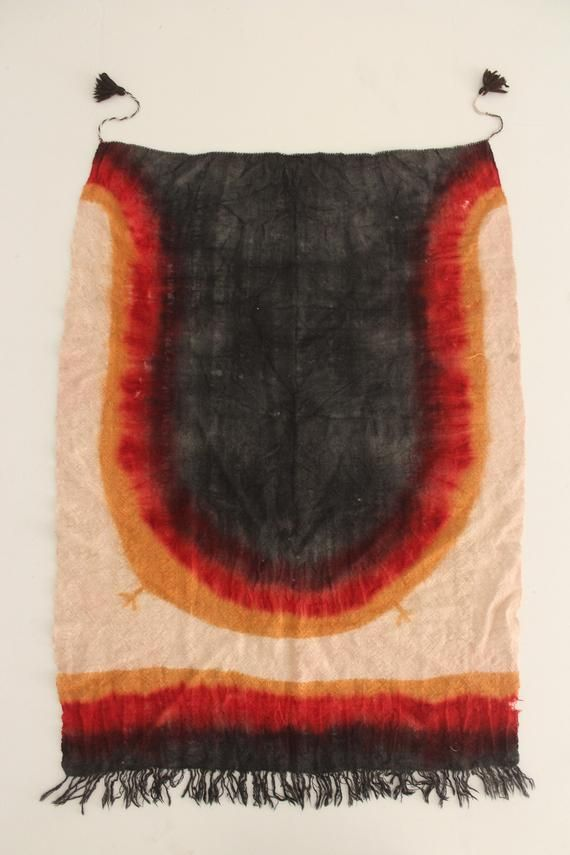Photo of Vintage moroccan wedding veil 3.9×5.2feet / 120x160cm