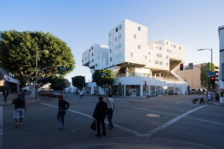 Modern Architecture Questions 10 questions with michael maltzan   apartments, photography and