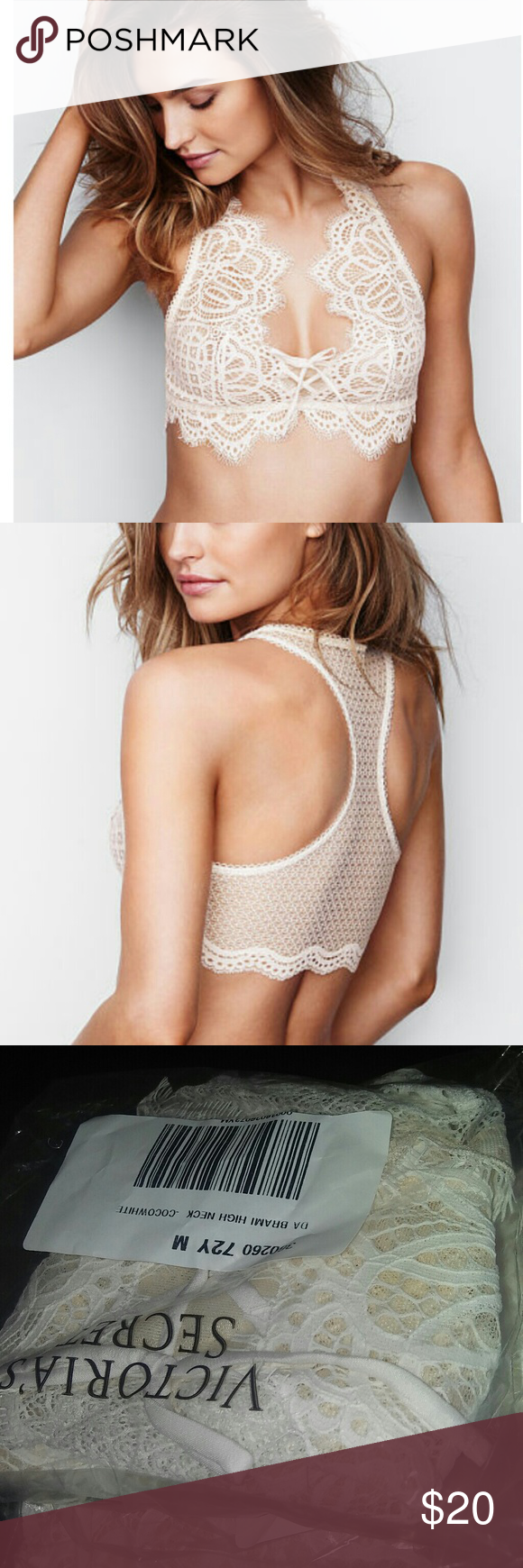 db23e595e1416 Multiple sizes available. Color is coconut white. Bundle and save. Victoria s  Secret Intimates   Sleepwear Bras