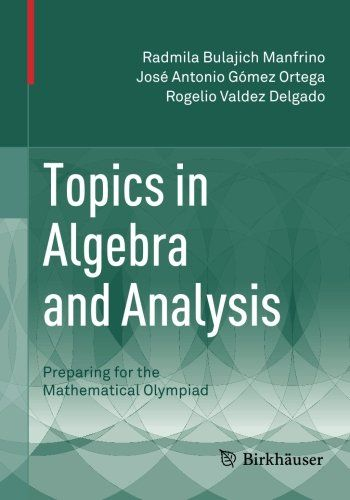 Maths Olympiad Books Pdf