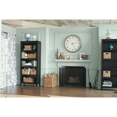Threshold Carson 5 Shelf Bookcase For Both Sides Of The Tv Stand
