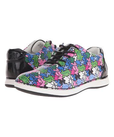 Love this All Together Now Essence Leather Walking Shoe on #zulily! #zulilyfinds