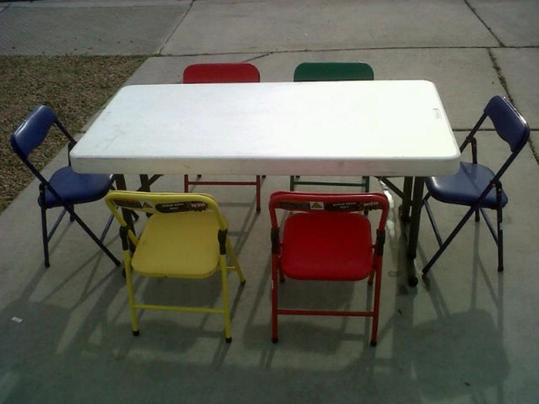 - Toddler Folding Table And Chairs Toddler Folding Table, Table