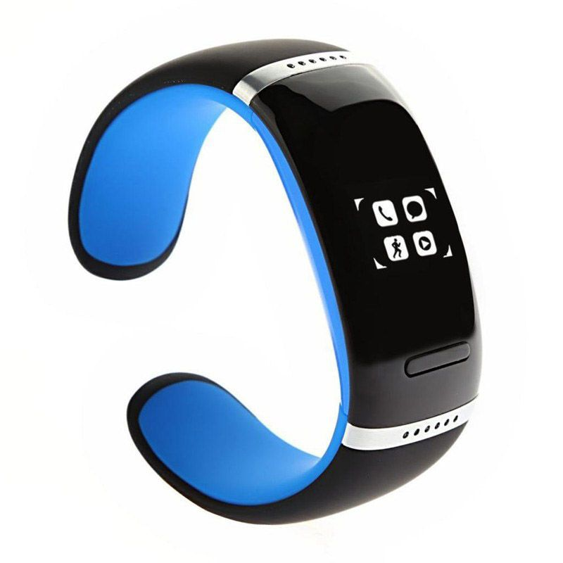 Wonlex smart bluetooth bracelet l12s android smartphone