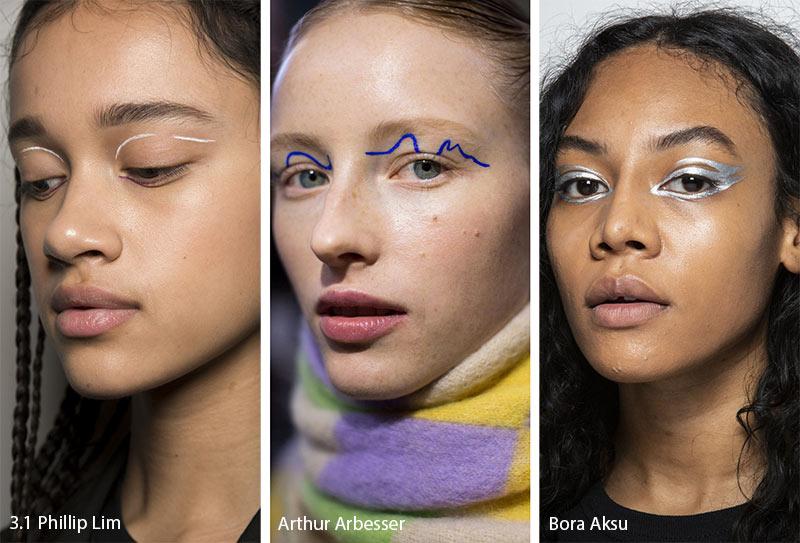 Makeup Trends Fall 2020.Fall Winter 2019 2020 Makeup Trends Makeup Trends Makeup