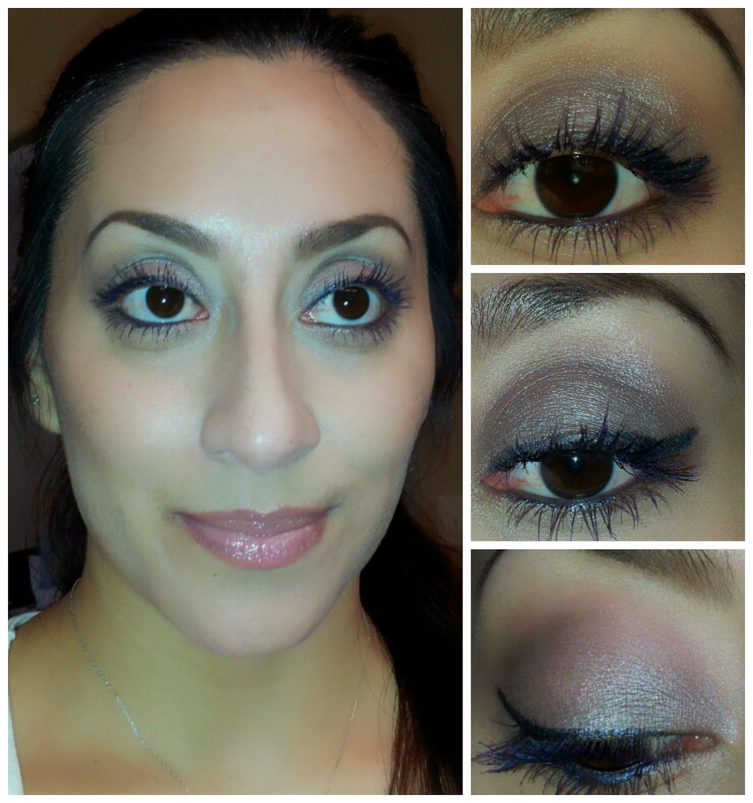 Easy one shadow eye look easymakeup nxy quickmakeup