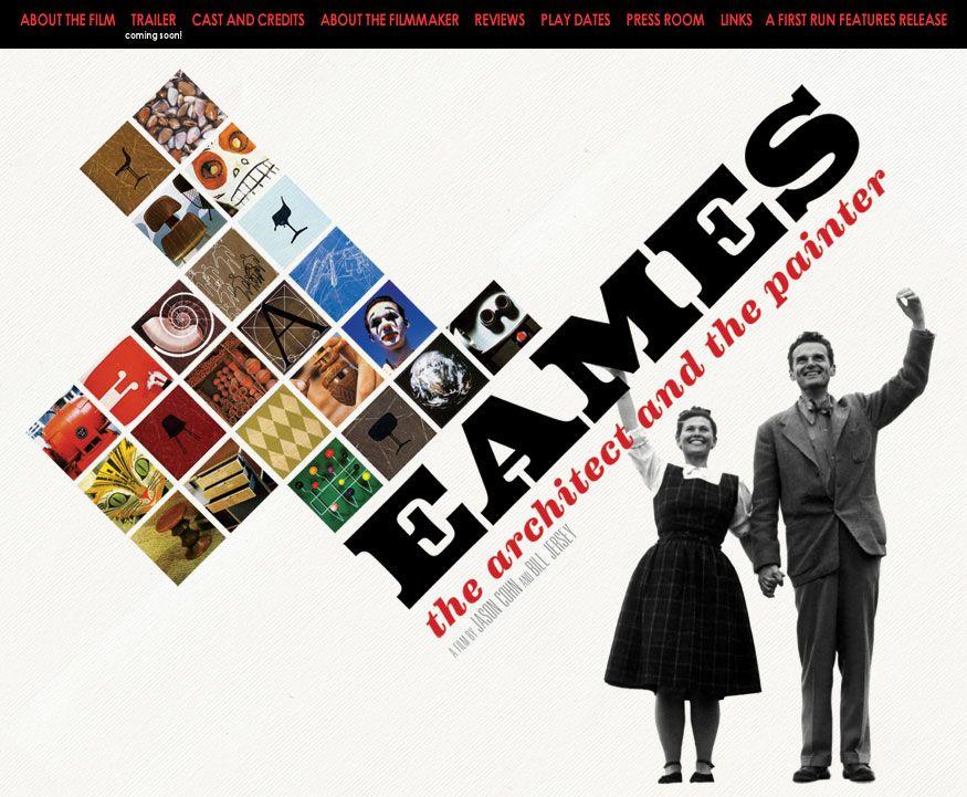 Eames film eames documentaries architect