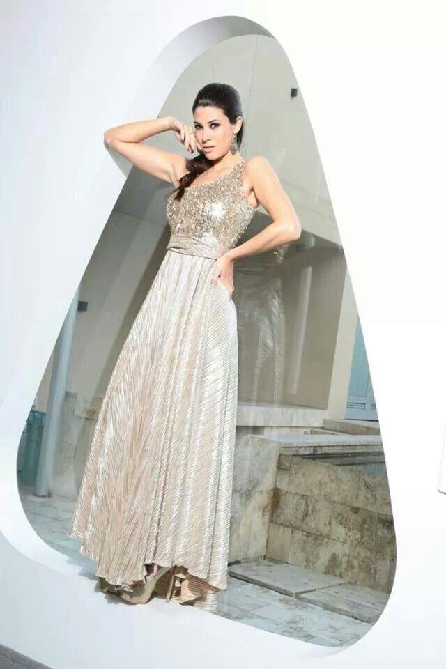 El vestido q voy a usar p el casamiento d mi hna