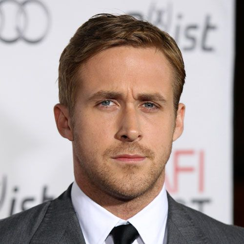 Ryan Gosling Haarschnitt Manner Frisuren Manner Frisuren