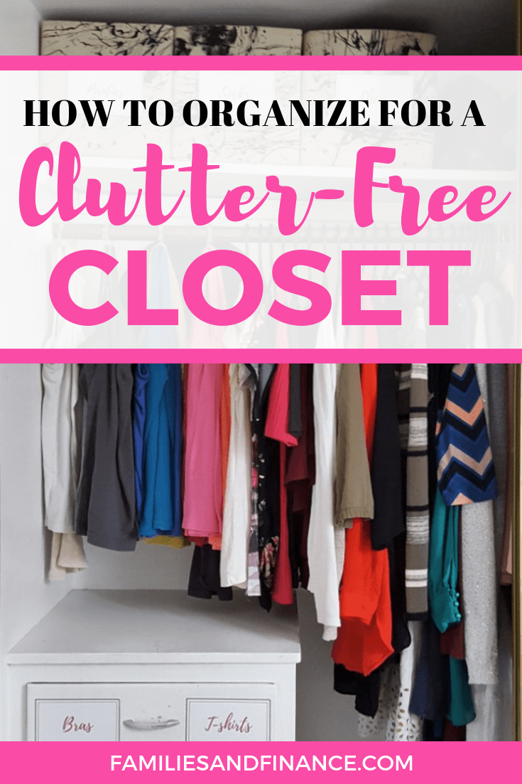 Master Your Small Closet Organization With These Actionable And