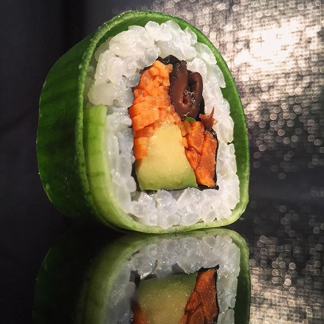 The ms #sushi by tomysushi