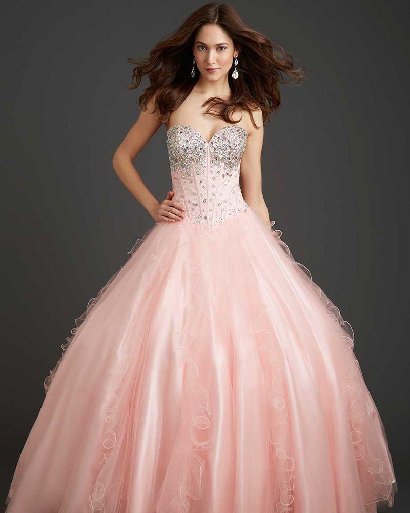 A Line Quinceanera Dress A319600BNG | vesridos camila | Pinterest ...