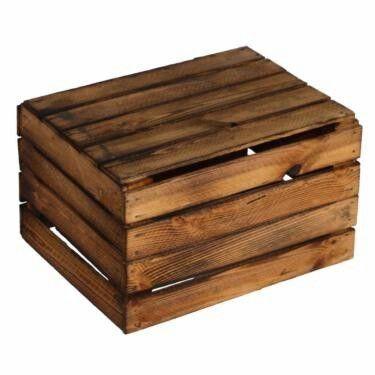 sehr schöne gebrauchte Kisten für 9€ pro Stück in