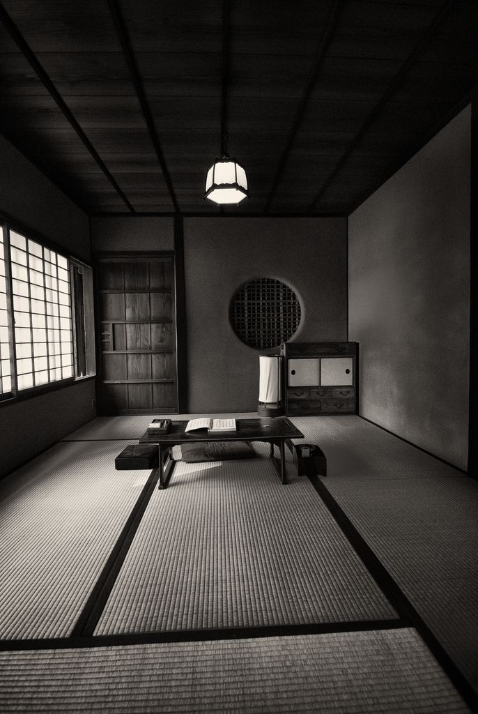 Japanese Room by Marc Hanauer the room