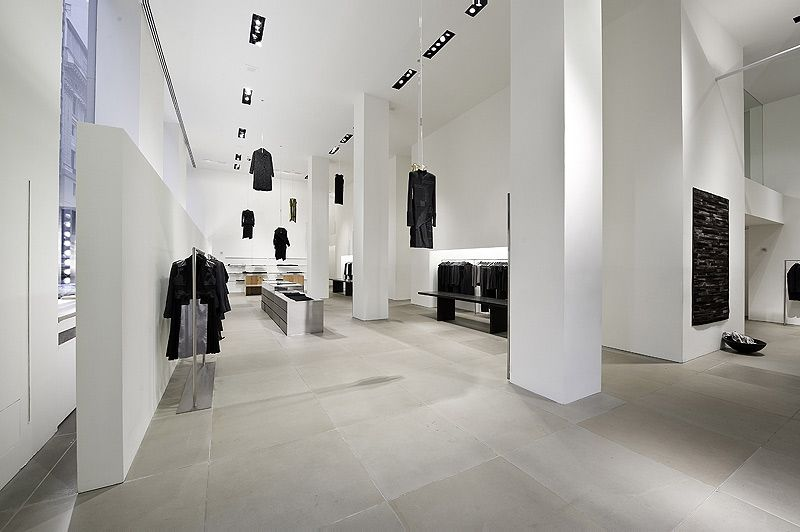 Calvin Klein s store in NYC  1928fc14bb7