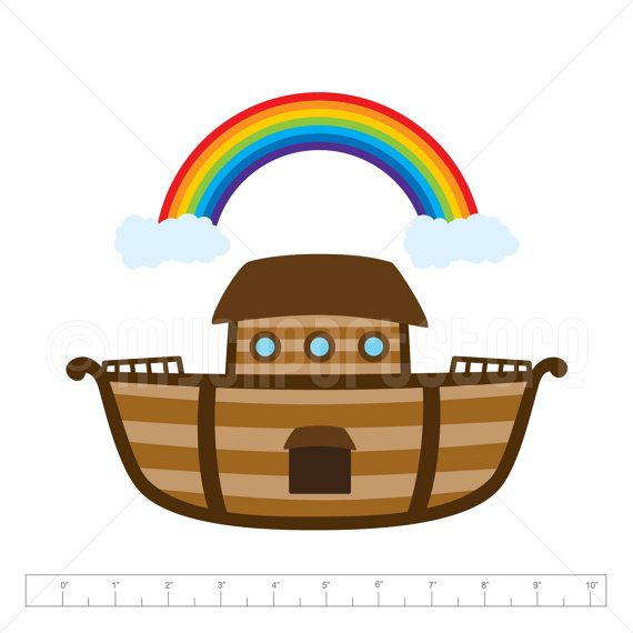 clipart noah s ark bible stories ship boat single arca rh pinterest com au noah's ark clip art free noah's ark clip art for children name tags