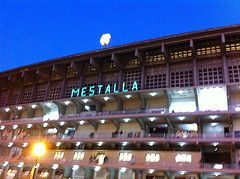 Mestalla by WM