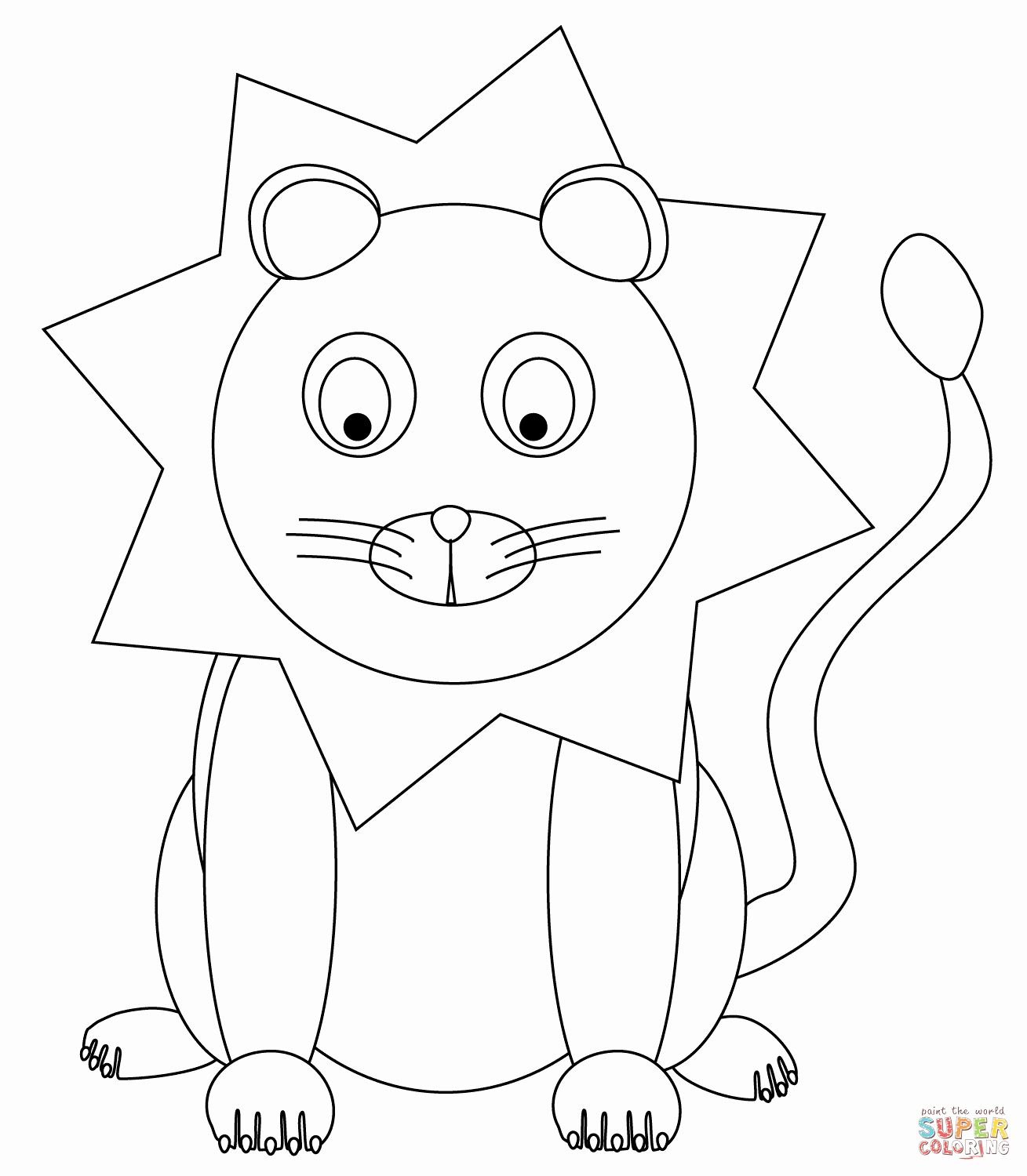 Lion Family Coloring Pages Best Of Lion And Lamb Coloring