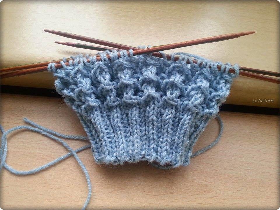 Photo of Liselottes kleine Socken www.ravelry.com / … Wolle: Supergarne 4fach (Farbe …