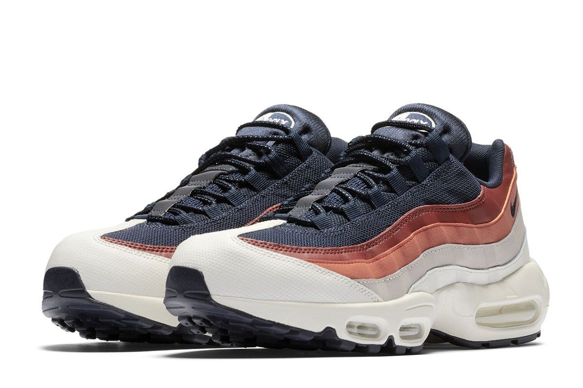0c2118d816 Nike Air Max 95: Two Upcoming Colorways | Street Sneakers | Sneakers ...