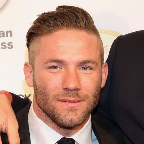 Julian Edelman Haircut 2019