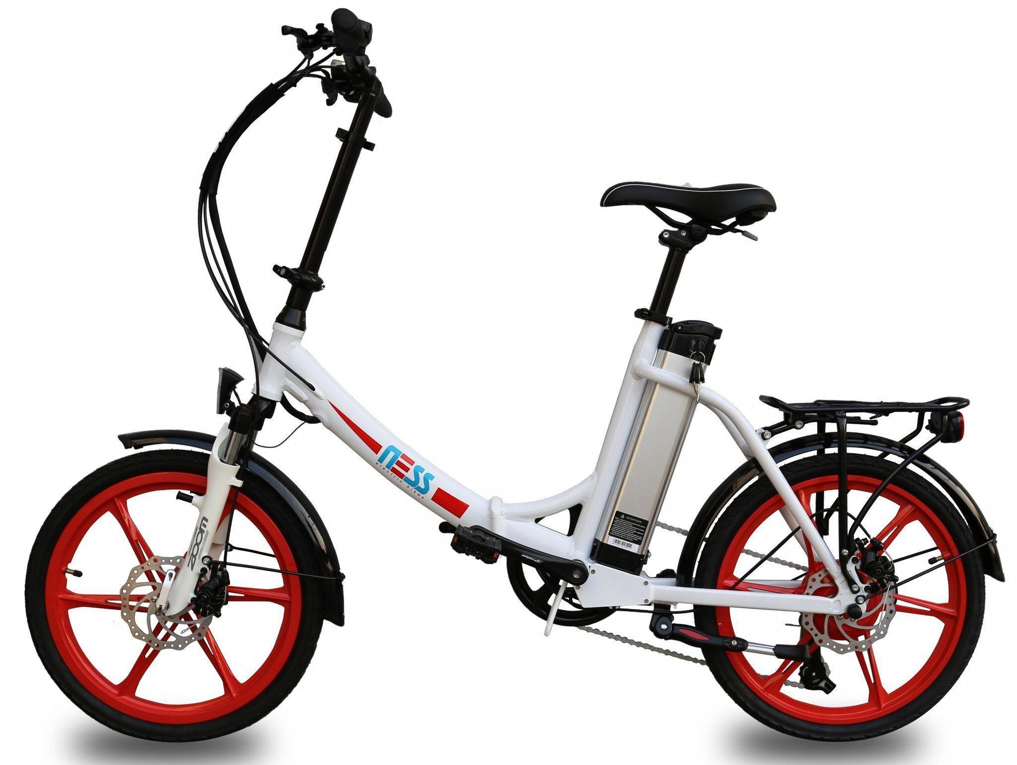 Why Mountain Bike Shoes? Folding electric bike, Electric