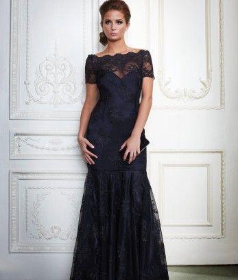 Lipsy V I P Off The Shoulder Lace Maxi Dress | Random | Pinterest