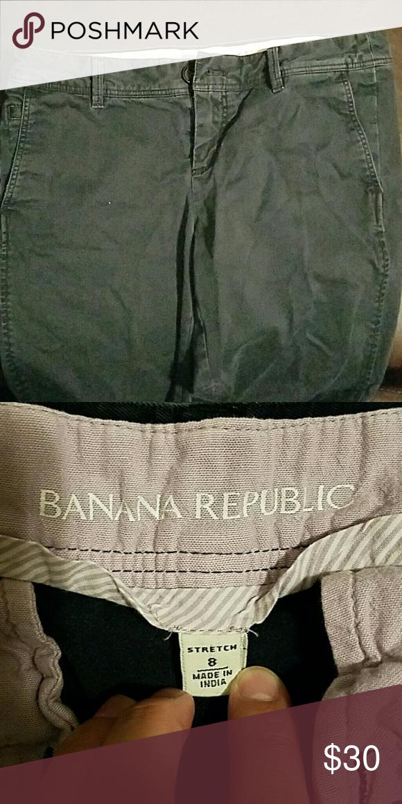 Banana Republic pants Weekend Chino, mint condition Banana Republic Pants