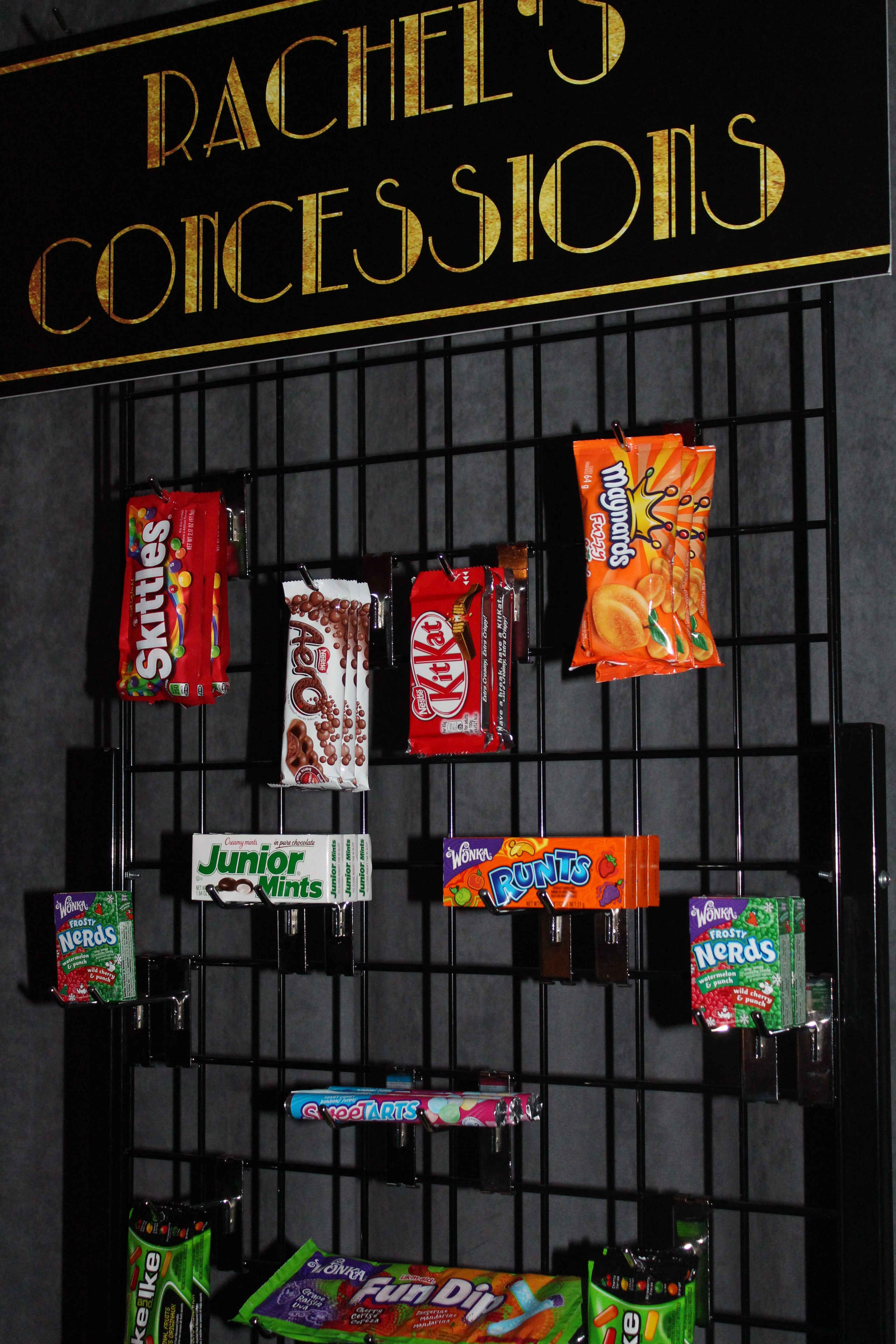 Pin on concession stand rentals
